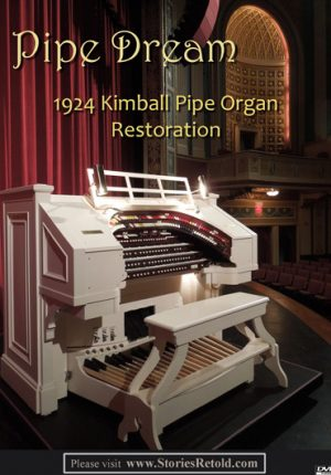 Pipe Dream… Lerner Theater 1924 Pipe Organ Restoration